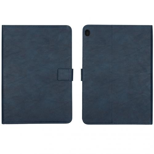 Luxe Tablethoes voor de Lenovo Tab M10 - Donkerblauw