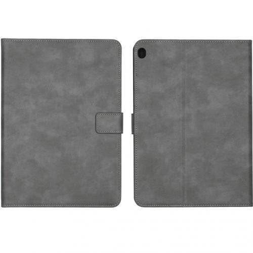 Luxe Tablethoes voor de Lenovo Tab M10 - Grijs