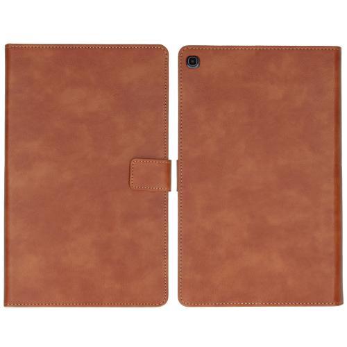 Luxe Tablethoes voor de Samsung Galaxy Tab A 10.1 (2019) - Bruin