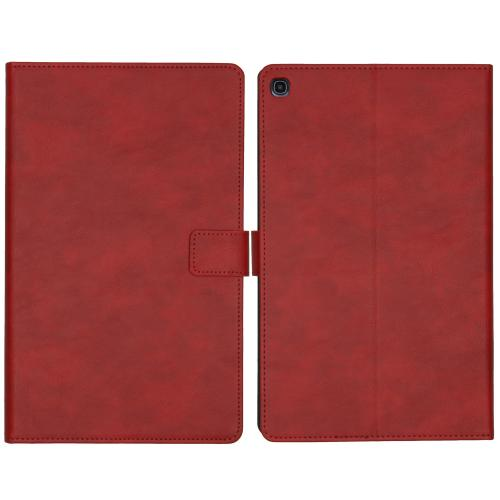 Luxe Tablethoes voor de Samsung Galaxy Tab A 10.1 (2019) - Rood