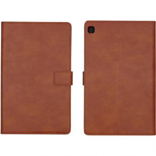 Luxe Tablethoes voor de Samsung Galaxy Tab S6 Lite - Bruin