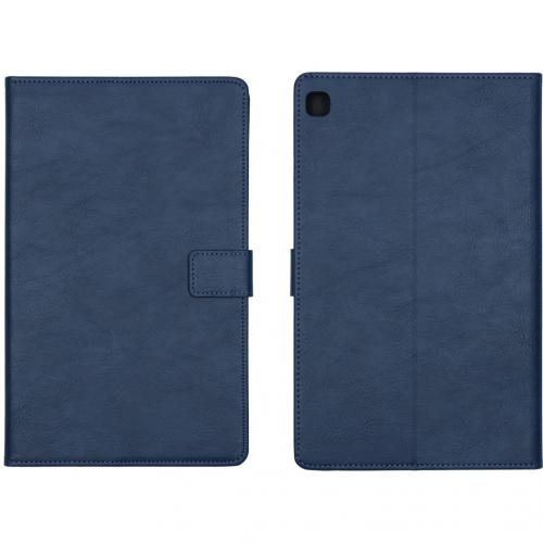 Luxe Tablethoes voor de Samsung Galaxy Tab S6 Lite - Donkerblauw