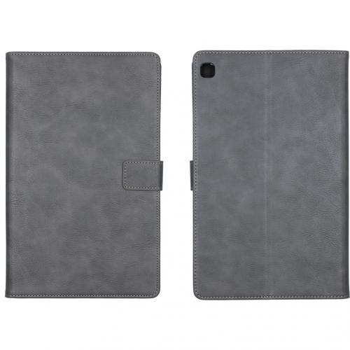 Luxe Tablethoes voor de Samsung Galaxy Tab S6 Lite - Grijs