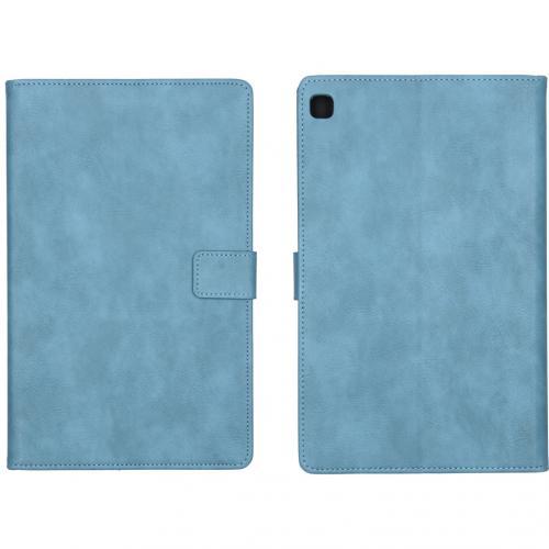 Luxe Tablethoes voor de Samsung Galaxy Tab S6 Lite - Lichtblauw