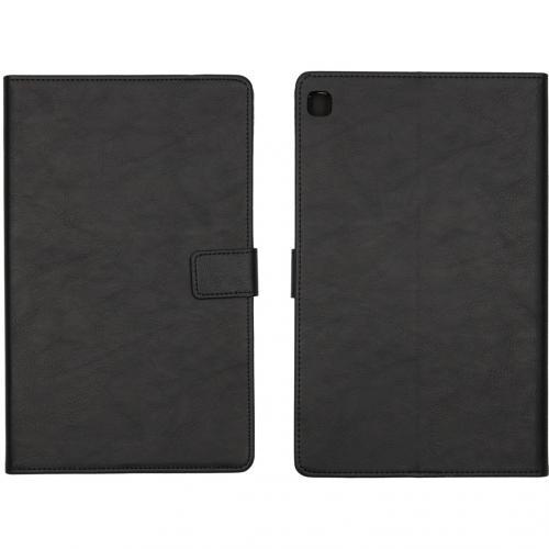 Luxe Tablethoes voor de Samsung Galaxy Tab S6 Lite - Zwart