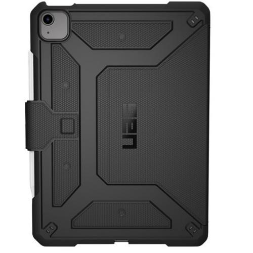 Metropolis Bookcase voor de iPad Air (2020) / Pro 11 (2020 / 2018) - Zwart