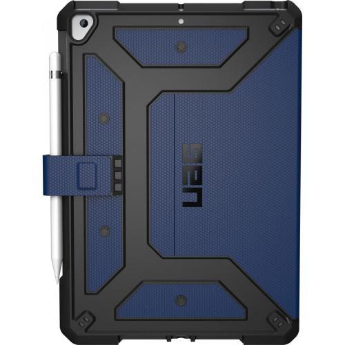 Metropolis Bookcase voor iPad 10.2 (2019) - Blauw