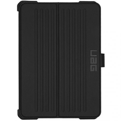 Metropolis Bookcase voor iPad 10.2 (2019) - Zwart