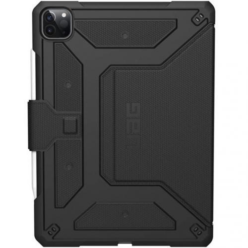 Metropolis Bookcase voor iPad Pro 11 (2020) - Zwart