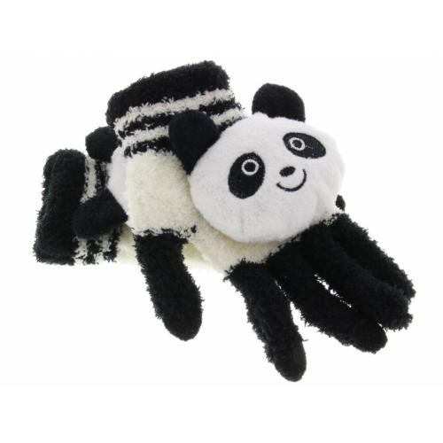 Panda dieren touchscreen handschoenen