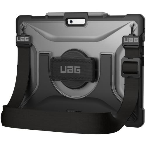 Plasma Backcover voor Microsoft Surface Pro X - Transparant