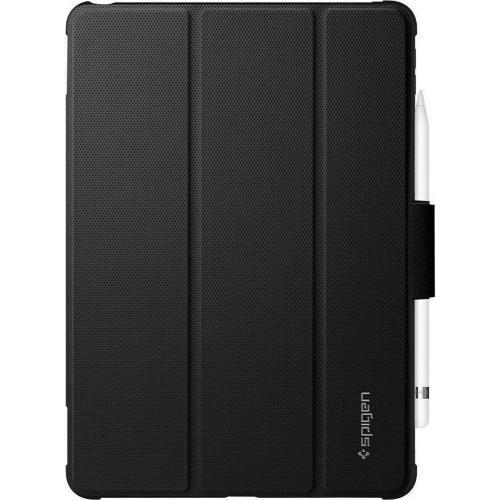 Rugged Armor Pro Bookcase voor de iPad 10.2 (2020 / 2019) - Zwart