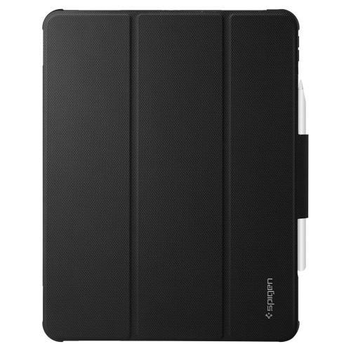 Rugged Armor Pro Bookcase voor de iPad Pro 12.9 (2020) - Zwart