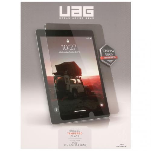 Rugged Tempered Glass Screenprotector voor de iPad 10.2 (2019)