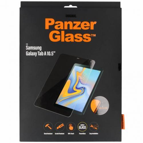 Screenprotector voor Samsung Galaxy Tab A 10.5 (2018) - Transparant