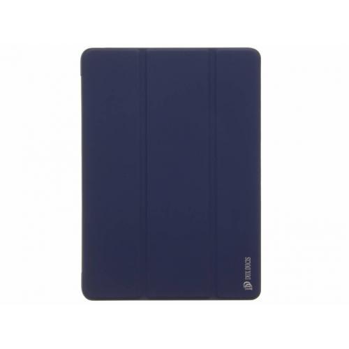Skin Bookcase voor iPad (2017) / (2018) - Blauw