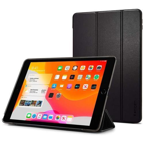 Smart Fold Bookcase voor de iPad 10.2 (2019) - Zwart