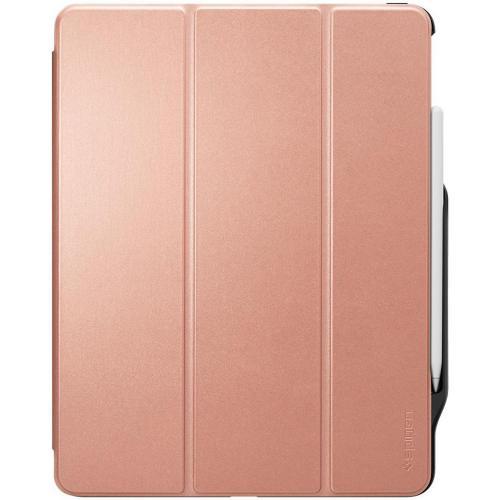 Smart Fold Bookcase voor de iPad Pro 12.9 (2018) - Rosé Goud