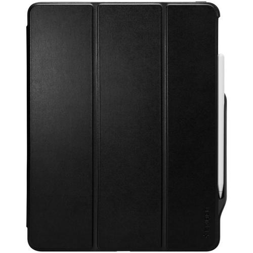 Smart Fold Bookcase voor de iPad Pro 12.9 (2018) - Zwart