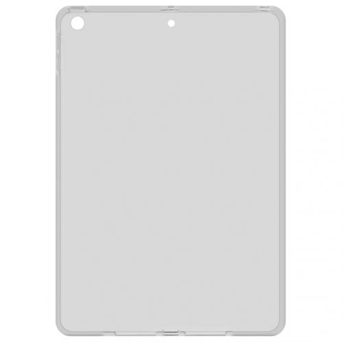 Softcase Backcover voor de iPad 10.2 - Transparant