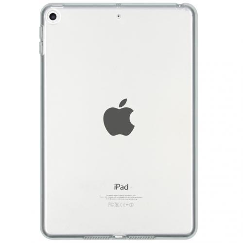 Softcase Backcover voor de iPad Mini (2019) - Transparant