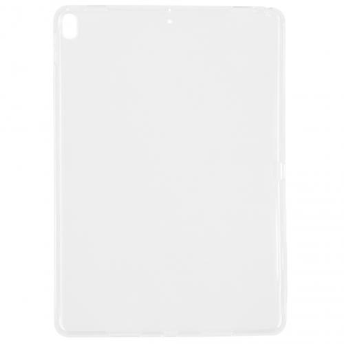 Softcase Backcover voor de iPad Pro 10.5 / Air 10.5 - Transparant