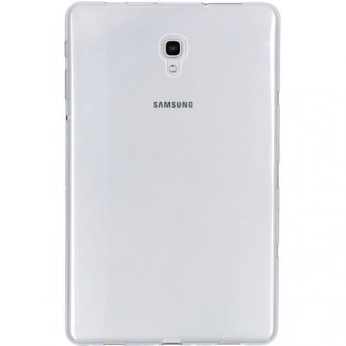 Softcase Backcover voor de Samsung Galaxy Tab A 10.5 (2018) - Transparant
