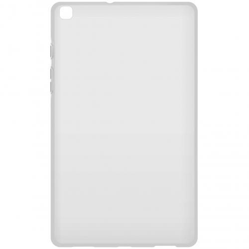 Softcase Backcover voor de Samsung Galaxy Tab A 8.0 (2019) - Transparant