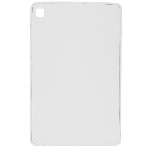 Softcase Backcover voor de Samsung Galaxy Tab S6 Lite - Transparant