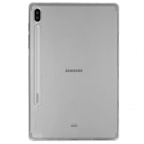Softcase Backcover voor de Samsung Galaxy Tab S6 - Transparant