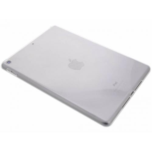 Softcase Backcover voor iPad (2017) / (2018) - Transparant