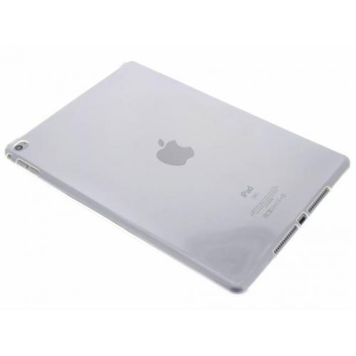 Softcase Backcover voor iPad Air 2 - Transparant
