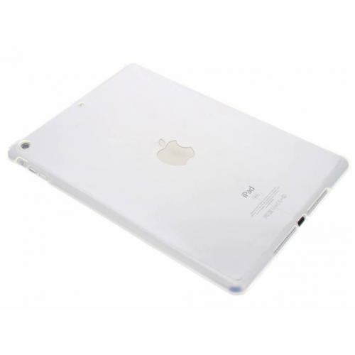 Softcase Backcover voor iPad Air - Transparant