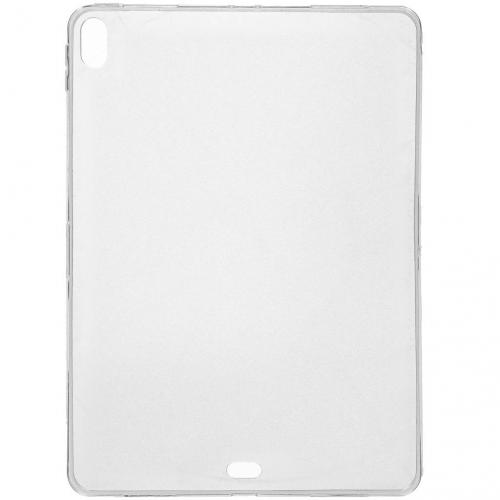 Softcase Backcover voor iPad Pro 11 - Transparant