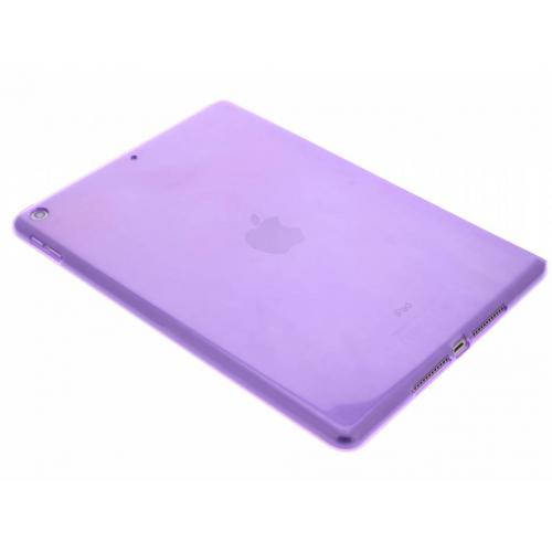 Softcase Backcover voor iPad Pro 9.7 - Paars