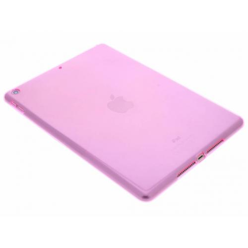 Softcase Backcover voor iPad Pro 9.7 - Roze