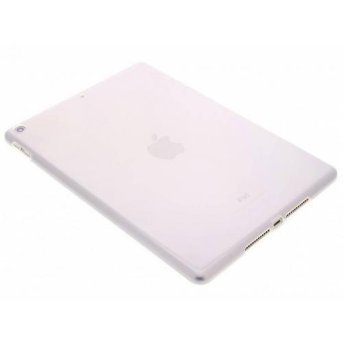 Softcase Backcover voor iPad Pro 9.7 - Transparant