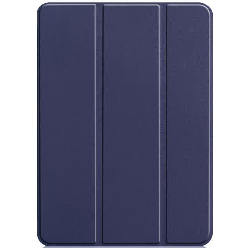 Stand Bookcase voor de iPad Pro 12.9 (2020) - Donkerblauw