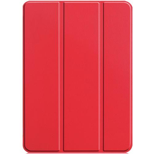 Stand Bookcase voor de iPad Pro 12.9 (2020) - Rood