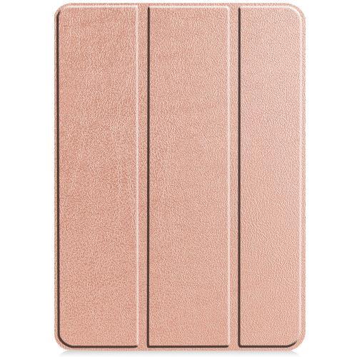 Stand Bookcase voor de iPad Pro 12.9 (2020) - Rosé Goud