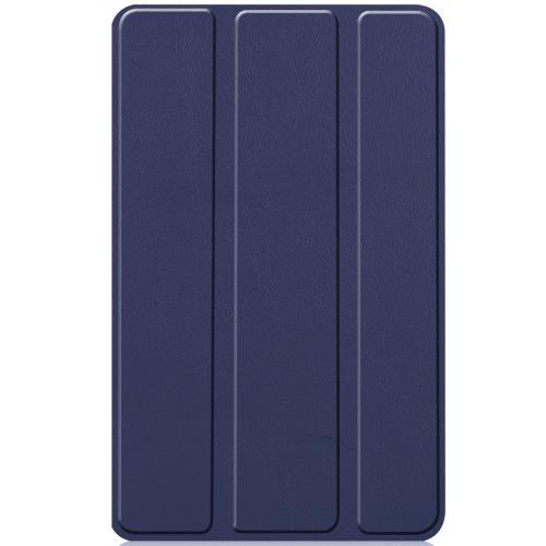 Stand Bookcase voor de Lenovo Tab M7 - Donkerblauw