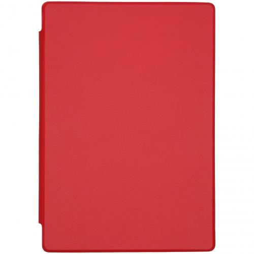 Stand Bookcase voor de Microsoft Surface Pro 7 - Rood