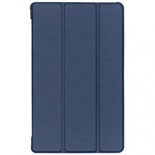 Stand Bookcase voor de Samsung Galaxy Tab A 10.1 (2019) - Blauw
