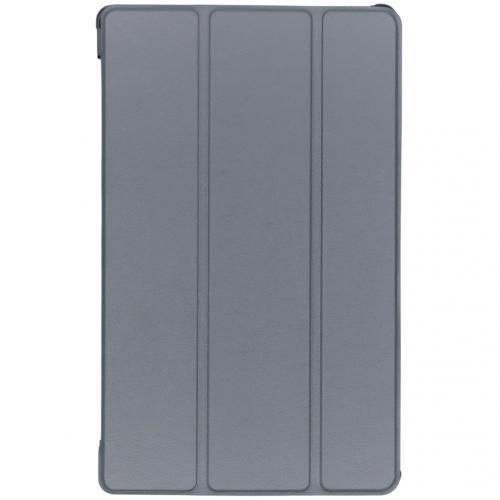 Stand Bookcase voor de Samsung Galaxy Tab A 10.1 (2019) - Grijs