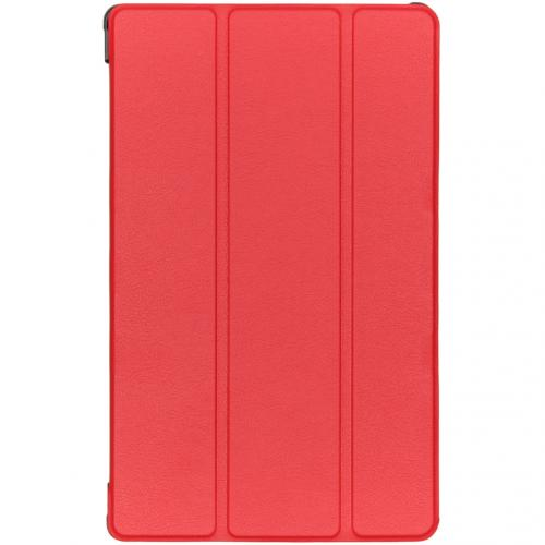 Stand Bookcase voor de Samsung Galaxy Tab A 10.1 (2019) - Rood