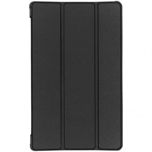 Stand Bookcase voor de Samsung Galaxy Tab A 10.1 (2019) - Zwart