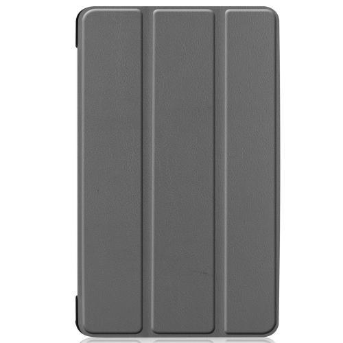 Stand Bookcase voor de Samsung Galaxy Tab A 8.0 (2019) - Grijs