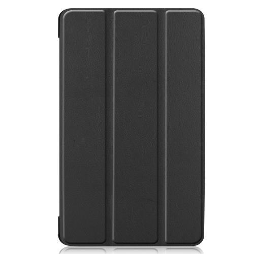 Stand Bookcase voor de Samsung Galaxy Tab A 8.0 (2019) - Zwart