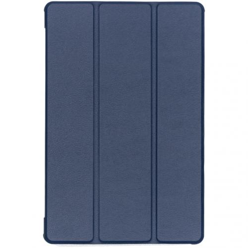 Stand Bookcase voor de Samsung Galaxy Tab S5e - Donkerblauw