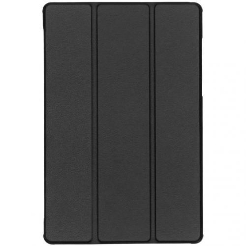Stand Bookcase voor de Samsung Galaxy Tab S5e - Zwart